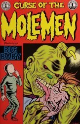 Kitchen Fink Enterprises's Curse of the Molemen Issue # 1