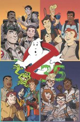 IDW Publishing's Ghostbusters: 35th Anniversary TPB # 1