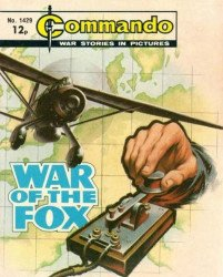 D.C. Thomson & Co.'s Commando: War Stories in Pictures Issue # 1429