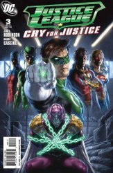 DC Comics's Justice League: Cry for Justice Issue # 3