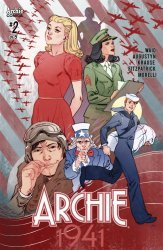Archie Comics Group's Archie 1941 Issue # 2c