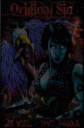 Wild Angels Publishing's Original Sin: Gunfighters in Hell Saga Issue # 1c