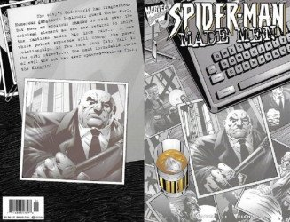 Marvel Comics's Spider-Man: Made Men Issue # 1