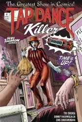 Hero Tomorrow Comics's Tap Dance Killer Issue # 4