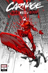 Marvel Comics's Carnage: Black, White & Blood Issue # 1bigtime-a