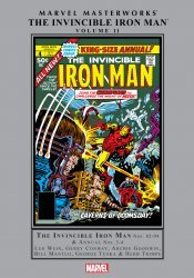 Marvel Comics's Marvel Masterworks: The Invincible Iron Man Hard Cover # 11