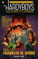 Papercutz's Hardy Boys Adventures Soft Cover # 2