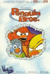 Labyrinth Entertainment's Penguin Bros. Issue # 2