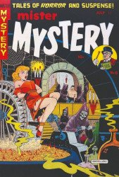 PS Artbooks's Pre-Code Classics: Mister Mystery Hard Cover # 2b