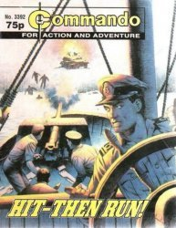 D.C. Thomson & Co.'s Commando: For Action and Adventure Issue # 3392