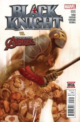 Marvel's Black Knight Issue # 2