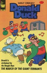 Whitman's Donald Duck Issue # 243b