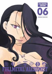 Viz Media's Fullmetal Alchemist Hard Cover # 6