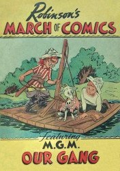 Western Printing Co.'s March of Comics Issue # 26b
