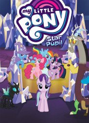 IDW Publishing's My Little Pony: Animated TPB # 13