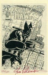Image Comics's Shadowhawk III Issue # 1e (3)