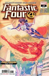 Marvel Comics's Fantastic Four Issue # 17