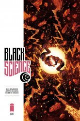 Image Comics's Black Science Issue # 37b