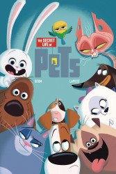 Titan Comics's The Secret Life of Pets TPB # 1