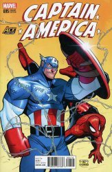 Marvel Comics's Captain America Issue # 695ace