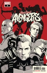 Marvel Comics's West Coast Avengers Issue # 9