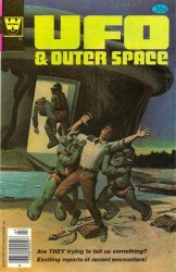 Gold Key's UFO & Outer Space Issue # 15whitman