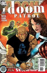 DC Comics's Doom Patrol Issue # 1