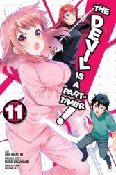 Yen Press's The Devil Is A Part-Timer Soft Cover # 11