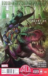 Marvel Comics's Indestructible Hulk Issue # 12b