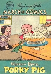 Western Printing Co.'s March of Comics Issue # 57b