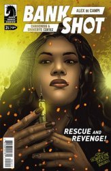 Dark Horse Comics's Bankshot Issue # 2