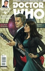 Titan Comics's Doctor Who: 12th Doctor - Year Two Issue # 15