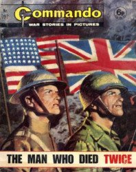 D.C. Thomson & Co.'s Commando: War Stories in Pictures Issue # 797