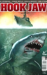 Titan Comics's Hookjaw Issue # 3