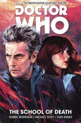 Titan Comics's Doctor Who: 12th Doctor TPB # 4