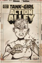 Titan Comics's Tank Girl: Action Alley Issue # 2c