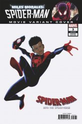Marvel Comics's Miles Morales: Spider-Man Issue # 3c
