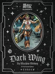 Heavy Metal's Dark Wing Issue # 3