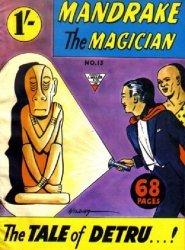 L. Miller & Son's Mandrake the Magician Issue # 13