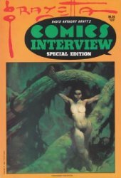 Comics Interview Publications's Comics Interview Special Edition: Frazetta Issue # 1