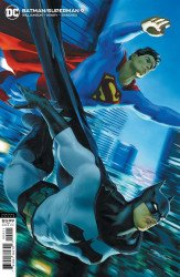 DC Comics's Batman / Superman Issue # 9b