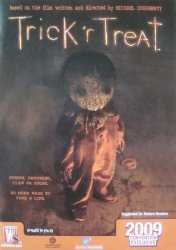 WildStorm's Trick 'r Treat  Issue ashcan