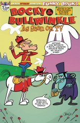 American Mythology's Rocky & Bullwinkle: As Seen on TV Issue # 1b