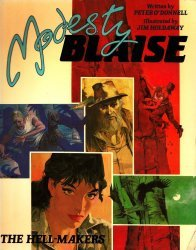 Titan Books's Modesty Blaise Soft Cover # 3