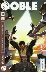 Lion Forge Comics's Catalyst Prime: Noble Issue # 9