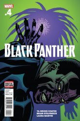 Marvel's Black Panther Issue # 4