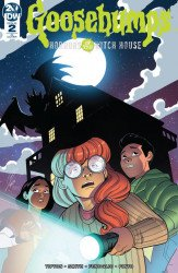 IDW Publishing's Goosebumps: Horrors of the Witch House Issue # 2ri