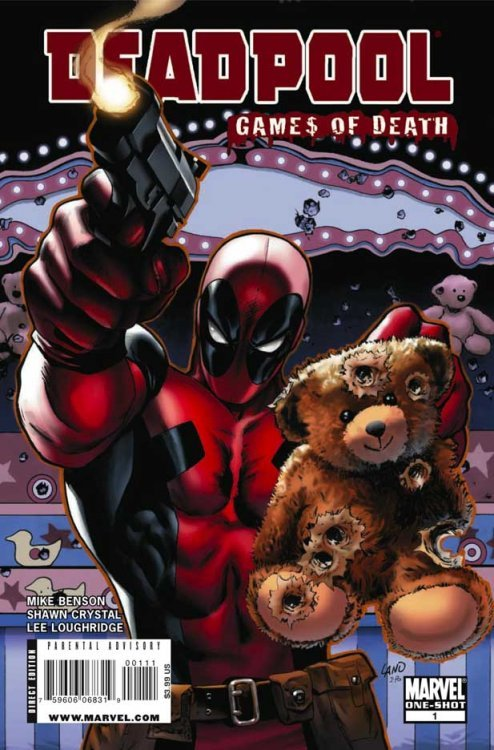 Is deadpool dating death