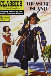 Gilberton Publications's Classics Illustrated #64: Treasure Island Issue # 12