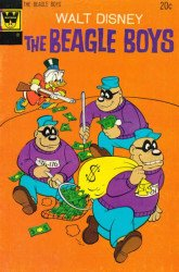 Gold Key's Beagle Boys Issue # 21whitman